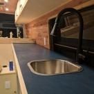 Sprinter camper van build 8