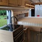Witts Ford Transit conversion 16
