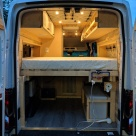 Witts Ford Transit conversion 19